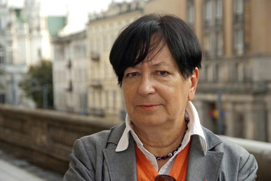 Barbara Jezierska mazowieckim konserwatorem zabytków