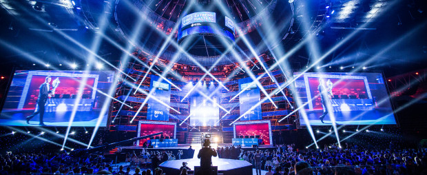 Fot.: Intel Extreme Masters