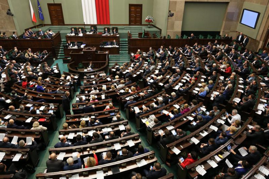 Inspektorzy pracy rozpoczęli kontrolę w Sejmie