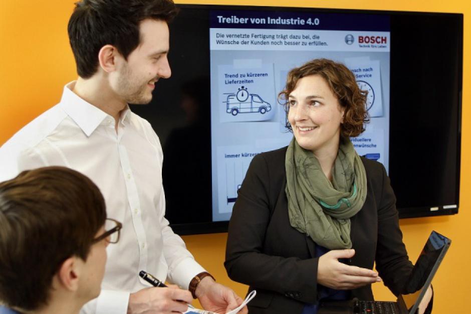 Bosch inwestuje w przyszłą kadrę zarządzającą. Szuka najlepszych