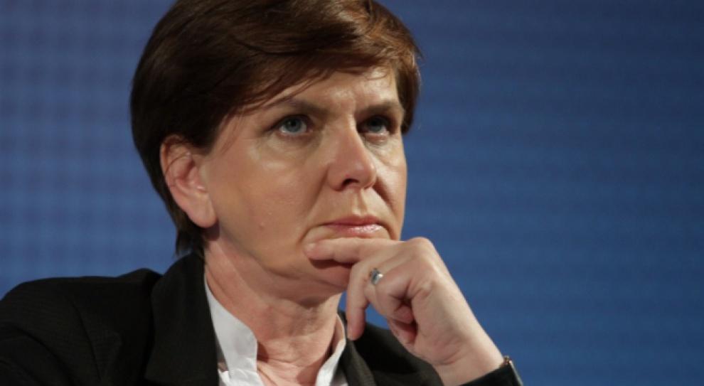 Szydło: Zmiana prezesa Kompanii Węglowej była potrzebna