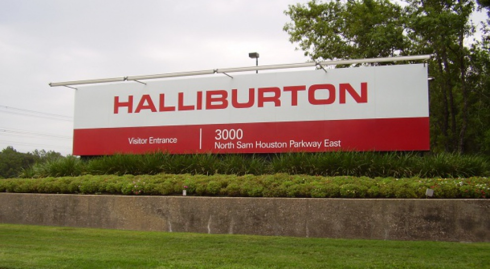 Halliburton zwolni 5 tys. pracowników