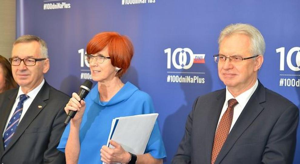 MRPiPS podsumowuje 100 dni swojej pracy