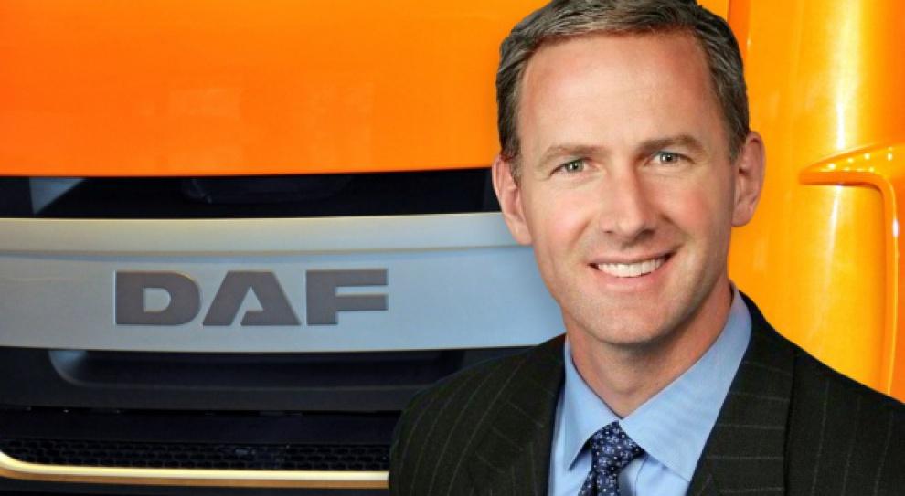 Preston Feight obejmie stanowisko prezesa DAF Trucks