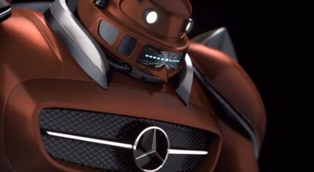 Mercedes w produkcji aut zastępuje roboty ludźmi