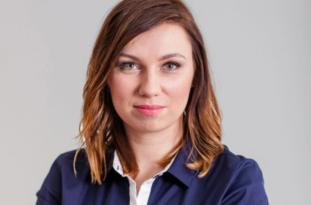 Magdalena Kapusta z Antal SSC/BPO, autorka artykułu (Fot. Mat. pras.)