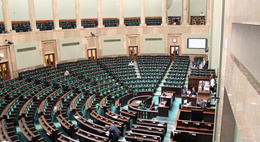 PIP: Pracę w Sejmie będziemy kontrolować trzy lata do tyłu