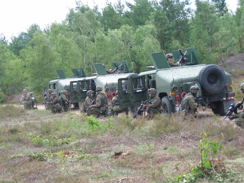 Rezerwa: W tym roku wojsko wezwie nawet 36 tys. osób