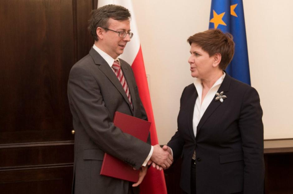 Jest nowy szef Służby Cywilnej. Został nim Dobrosław Dowiat-Urbański