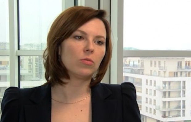 Magda Wiśniewska, ekspert Sodexo Benefits and Rewards Services (Fot. Newsrm.tv)