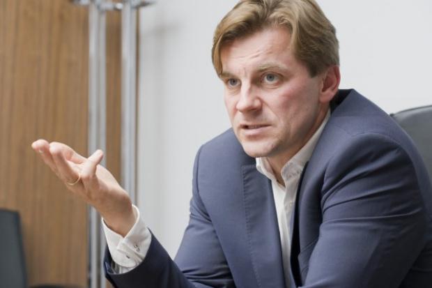 Marek Woszczyk będzie prezesem PGE jeszcze tylko do 30 marca. (fot. PTWP)