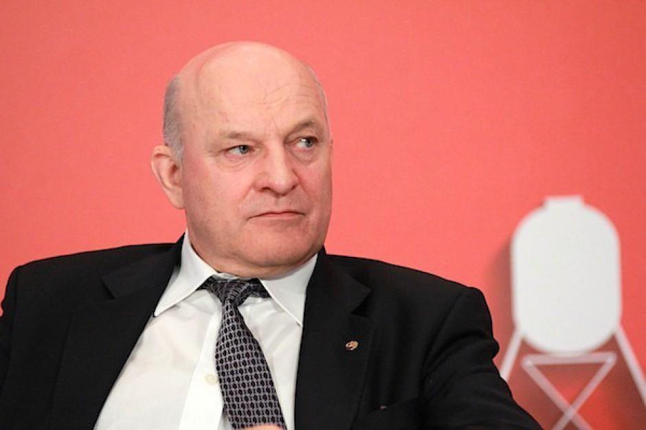 Paweł Olechnowicz, szef Lotosu (fot. PTWP)