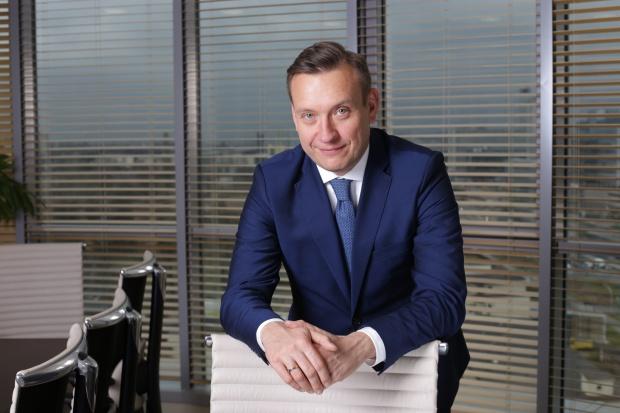 Remigiusz Nowakowski stanął na czele spółki Tauron Polska Energia. (fot. PTWP)