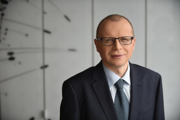 Dariusz Kaśków, nowy szef Energi. (fot. mat.pras.)