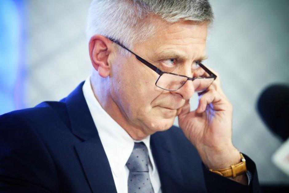 Marek Belka oficjalnym kandydatem na szefa Europejskiego Banku Odbudowy i Rozwoju