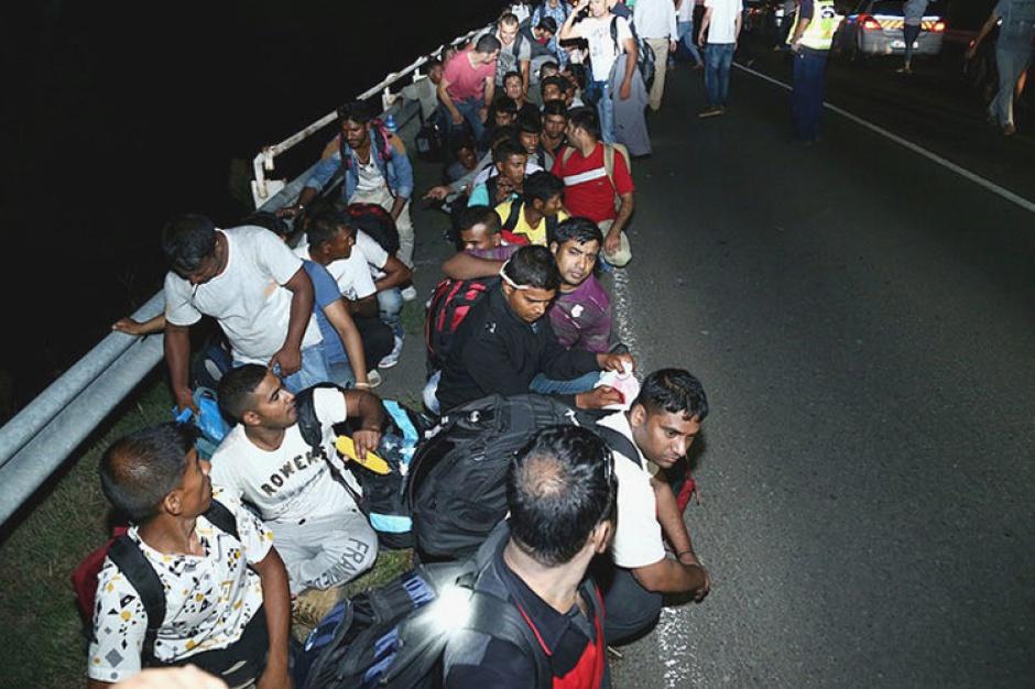 Albania, uchodźcy: 450 policjantów będzie pilnować granic z Grecją