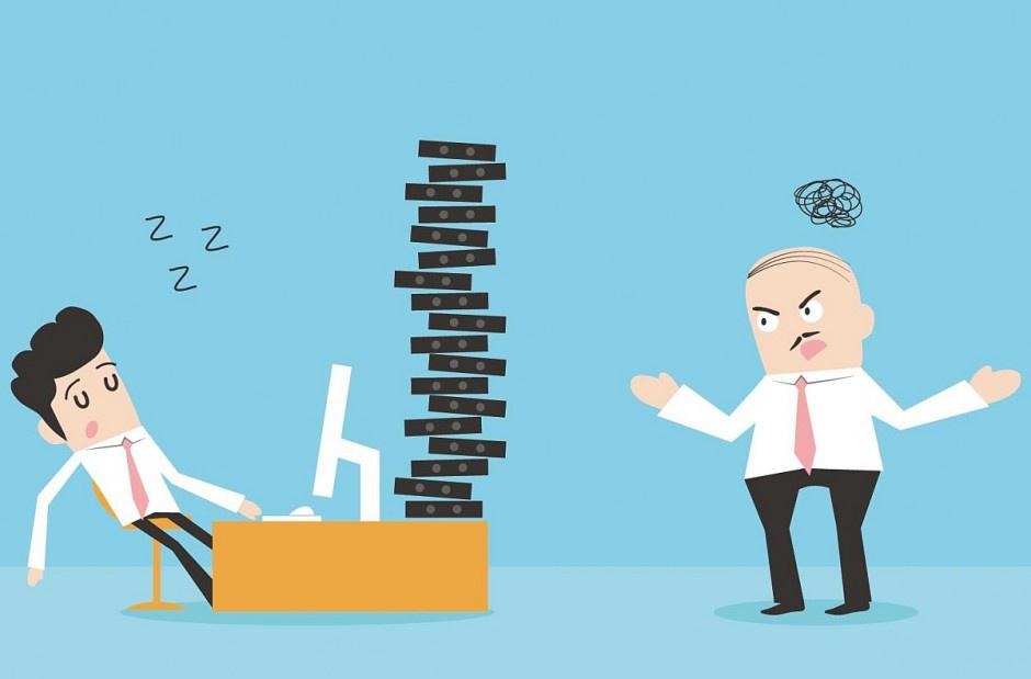 Nagana, upomnienie i kara pieniężna: Kiedy i jak pracodawca może ukarać pracownika?