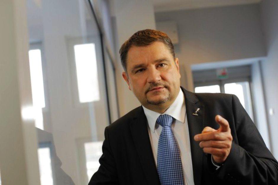 Piotr Duda, przewodniczący Rady Dialogu Społecznego. (fot. PTWP)