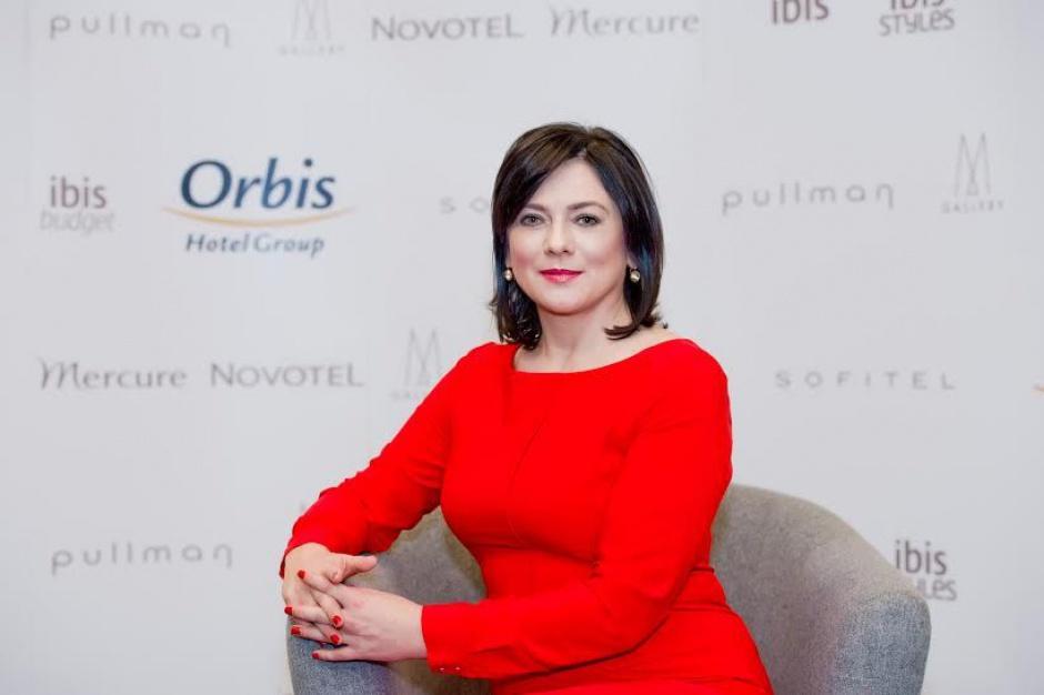 Małgorzata Gajuk dołącza do zespołu grupy hotelowej Orbis