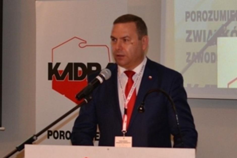 Dariusz Trzcionka, szef Kadry: Musimy dać szansę nowemu zarządowi