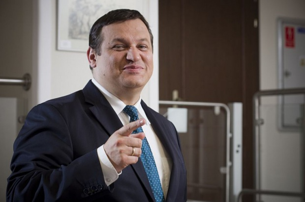 Jacek Męcina (Fot. PTWP)