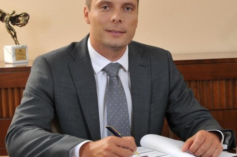 Gino Rossi: Paweł Urbaniak nowym wiceprezesem