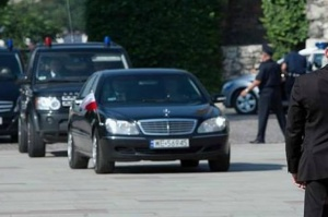BOR: Zwolniono dyrektora odpowiedzialnego za transport VIP-ów