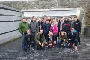 Polscy uczniowie wyjechali do Irlandii i wrócili z pomysłem na aplikację dla bezrobotnych