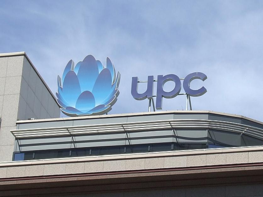 Pikieta pracowników UPC