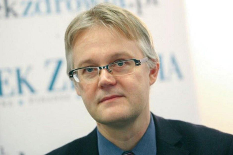Tadeusz Jędrzejczyk odwołany ze stanowiska prezesa NFZ
