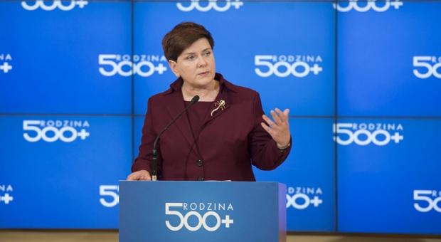 500 zł na dziecko, Szydło: Dzięki programowi 500+ rodzi się społeczna odpowiedzialność biznesu