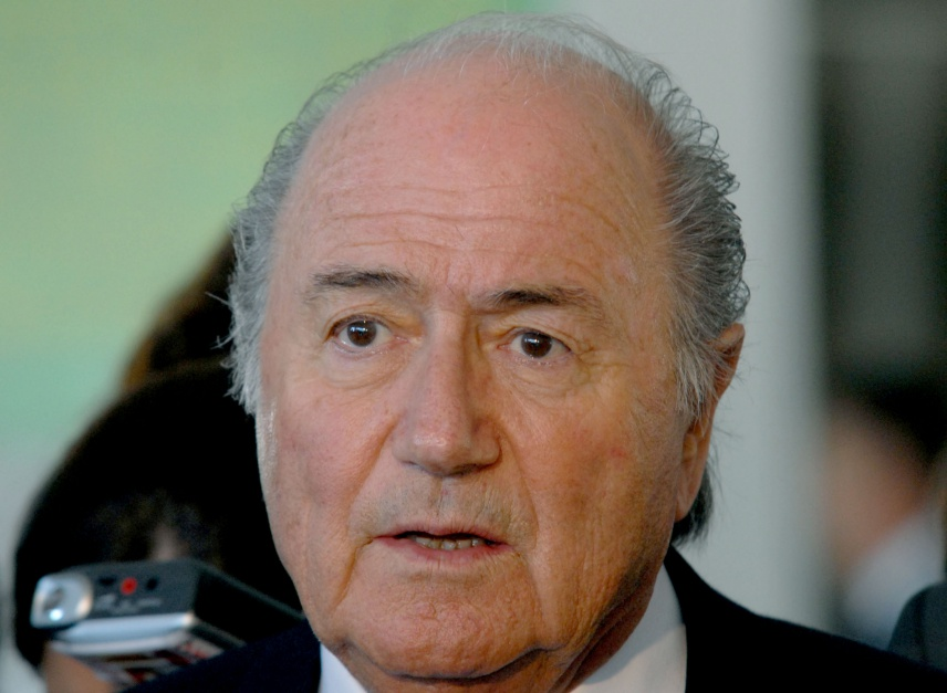 Ile zarobił w ubiegłym roku Joseph Blatter, szef FIFA?