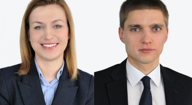 Savills: Olga Garlej i Kacper Łycyniak menedżerami ds. wynajmu