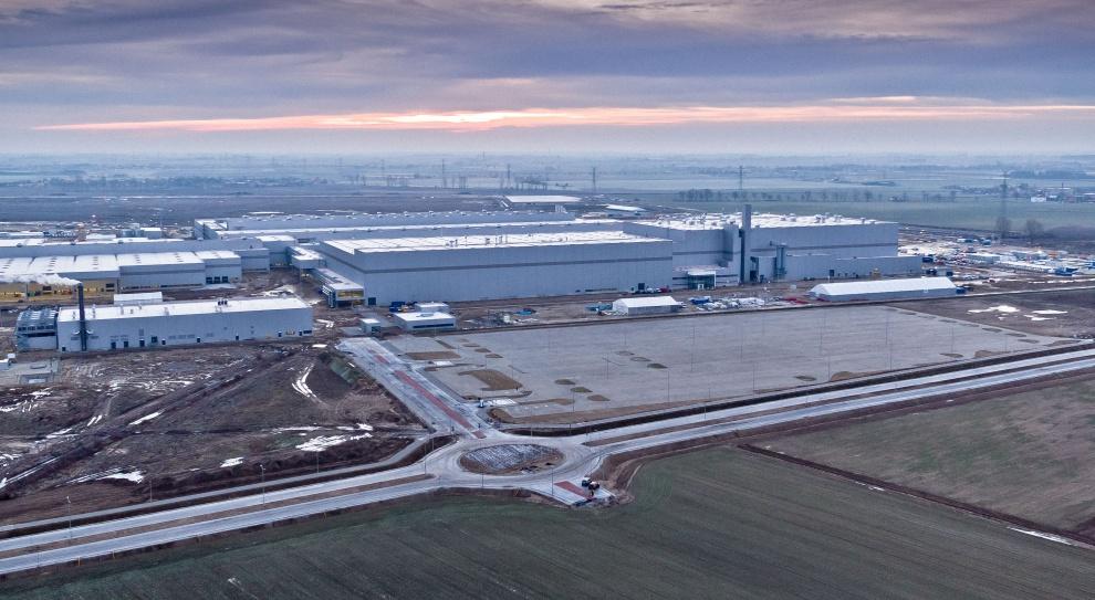Fabryka Volkswagena pod Wrześnią na ukończeniu. Nadal trwają rekrutacje