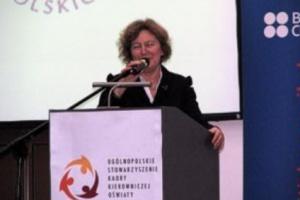 Elżbieta Leszczyńska wielkopolskim kuratorem oświaty