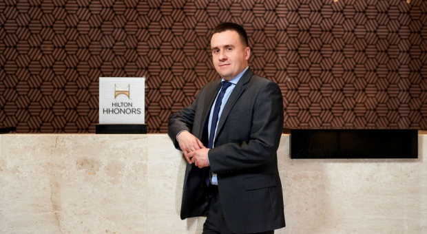Hilton Garden Inn Kraków Airport: Marcin Ziobro costał dyrektorem generalnym