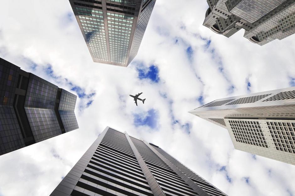 Przedsiębiorcy cenią czas, dlatego korzystają z powietrznych taksówek