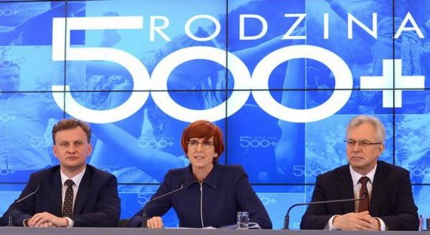 500 zł na dziecko: Rząd zabierze pieniądze emerytom by mieć na program 500+? Rafalska tłumaczy
