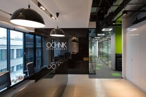 Nowe biuro dla pracowników Ochnika
