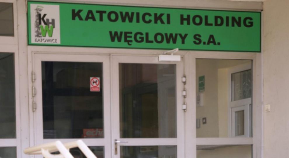 Pracownicy Katowickiego Holdingu Węglowego wybierają wiceprezesa