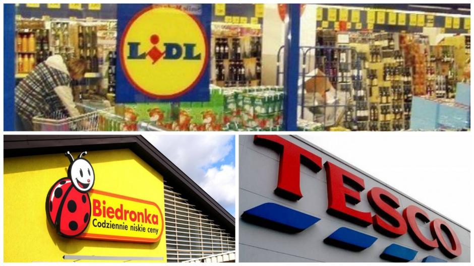 Zarobki w Biedronce, Lidlu i Tesco: Ile wynoszą pensje w sieciach handlowych?