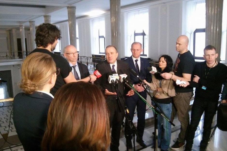 Dziennikarze już nie wejdą do Sejmu?