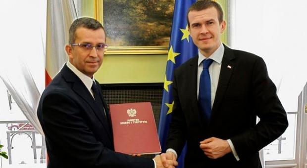 Wojciech Fedyk prezesem Polskiej Organizacji Turystycznej