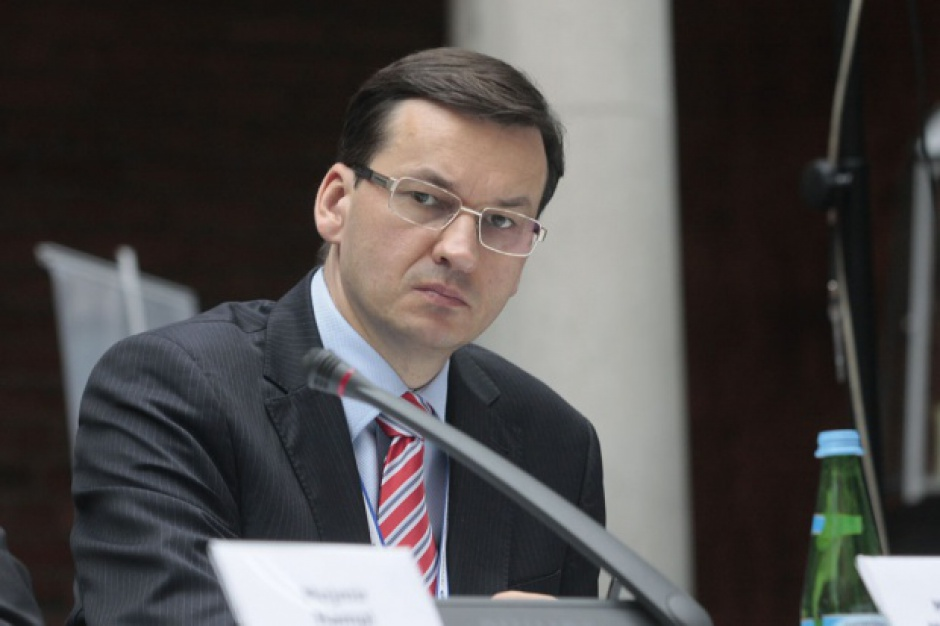 Mateusz Morawiecki (Fot. PTWP)