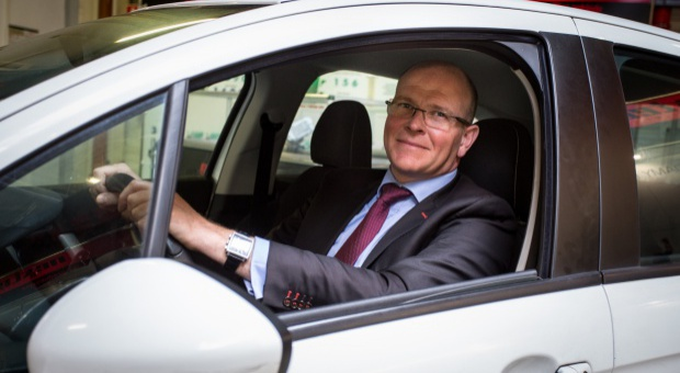Hervé Boyer dyrektorem w Nexteer Automotive