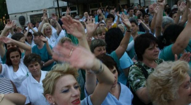 Bułgaria, strajk: Lekarze protestowali przeciw reformie w służbie zdrowia