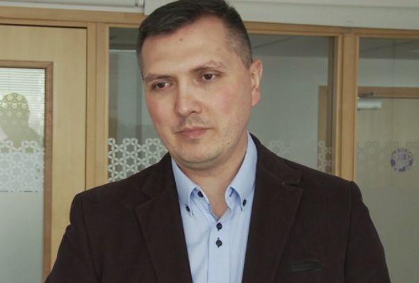 Piotr Bruździak, dyrektor ds. sprzedaży i marketingu w Stena Recycling (Fot. Newseria)