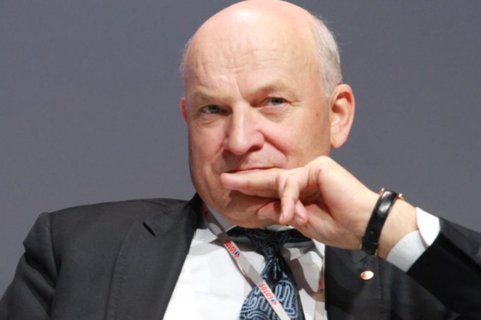 Czy Paweł Olechnowicz pozostanie prezesem Lotosu? (fot. PTWP/Szymon Jankowski)