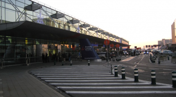 Belgijscy kontrolerzy lotów strajkują na lotnisku Zaventem
