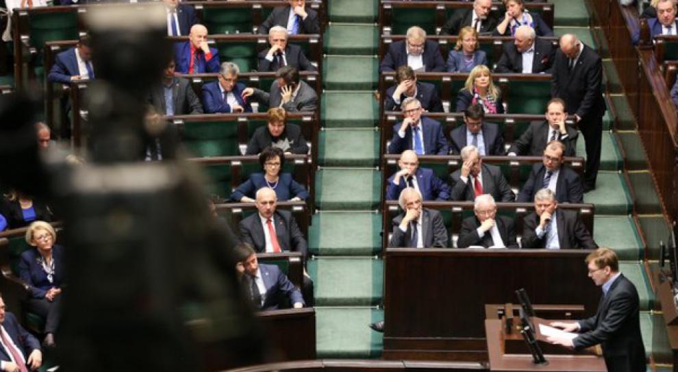 Najdłuższe wakacje w Sejmie